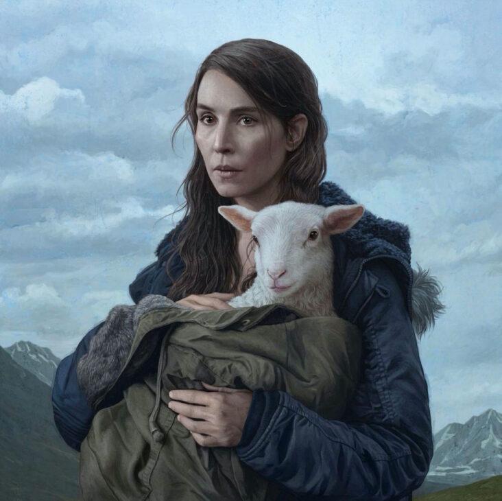 Noomi Rapace som María i LAMB (A24)