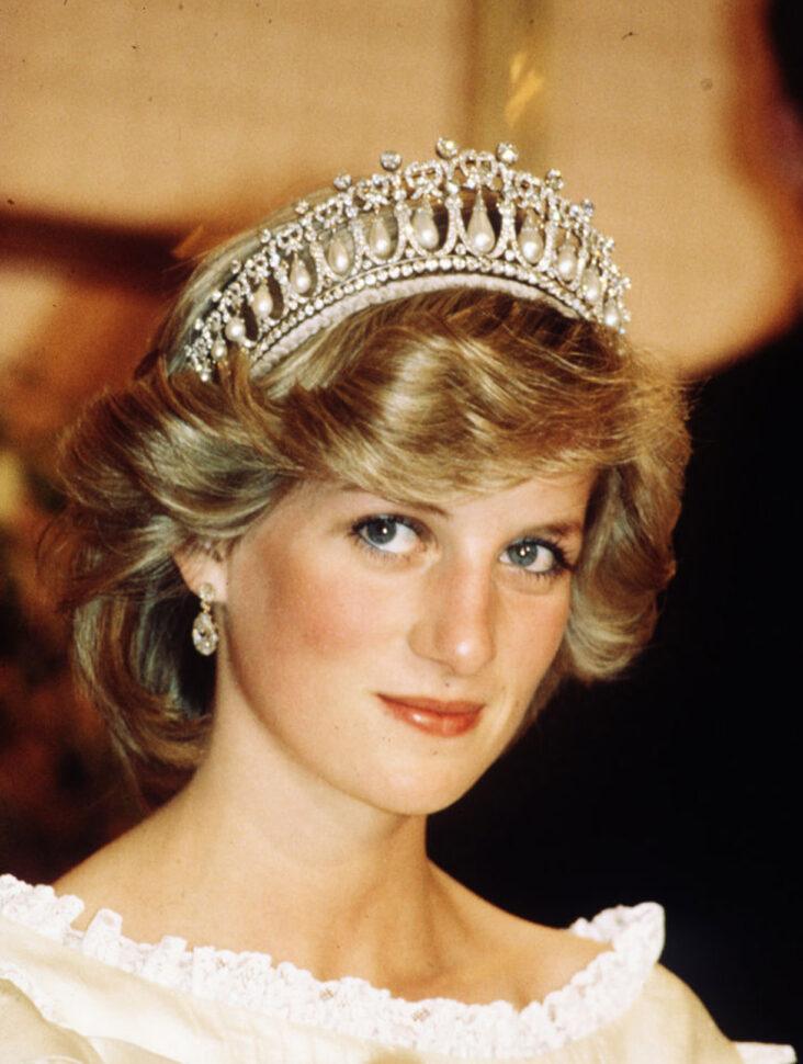Diana, prinsesse av Wales, i Auckland i New Zealand i 1983 (Anwar Hussein/WireImage)