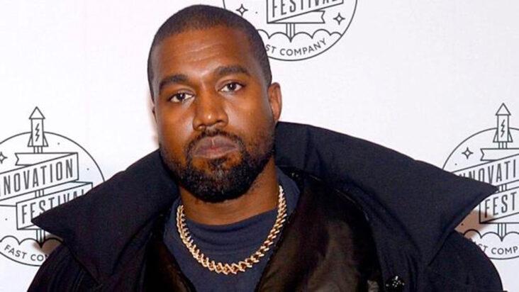 Artisten tidligere kjent som Kanye West på Fast Company Innovation Festival i New York i november 2019 (Brad Barket/Getty)