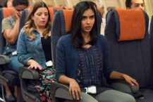 Parveen Kaur som Dr. Saani i Manifest (NBC/HBO Nordic/Netflix)