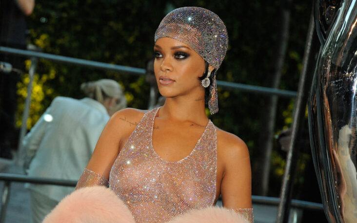 Rihanna på CFDA Awards i 2014 (Rabbani & Solimene/WireImage)