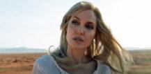 Angelina Jolie debuterer som superhelt i Eternals (Marvel/Disney)