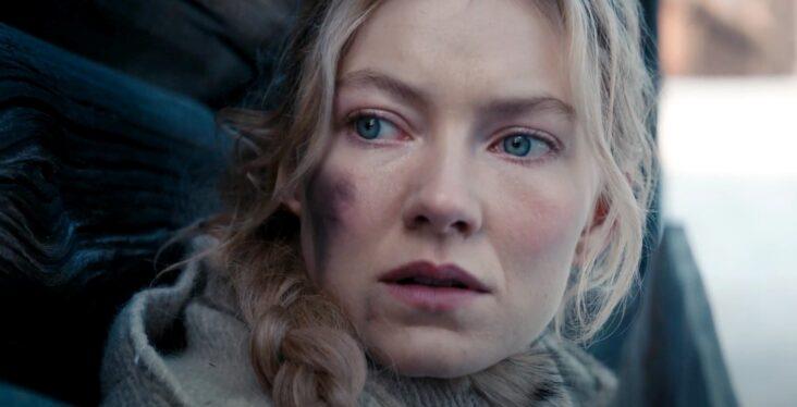 Astrid Smeplass Askepott trailer 2021