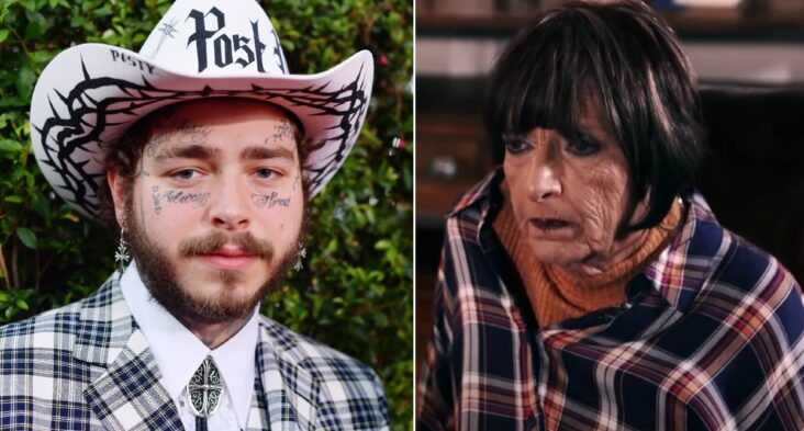 Dr. Phil grandmother Gail Post Malone