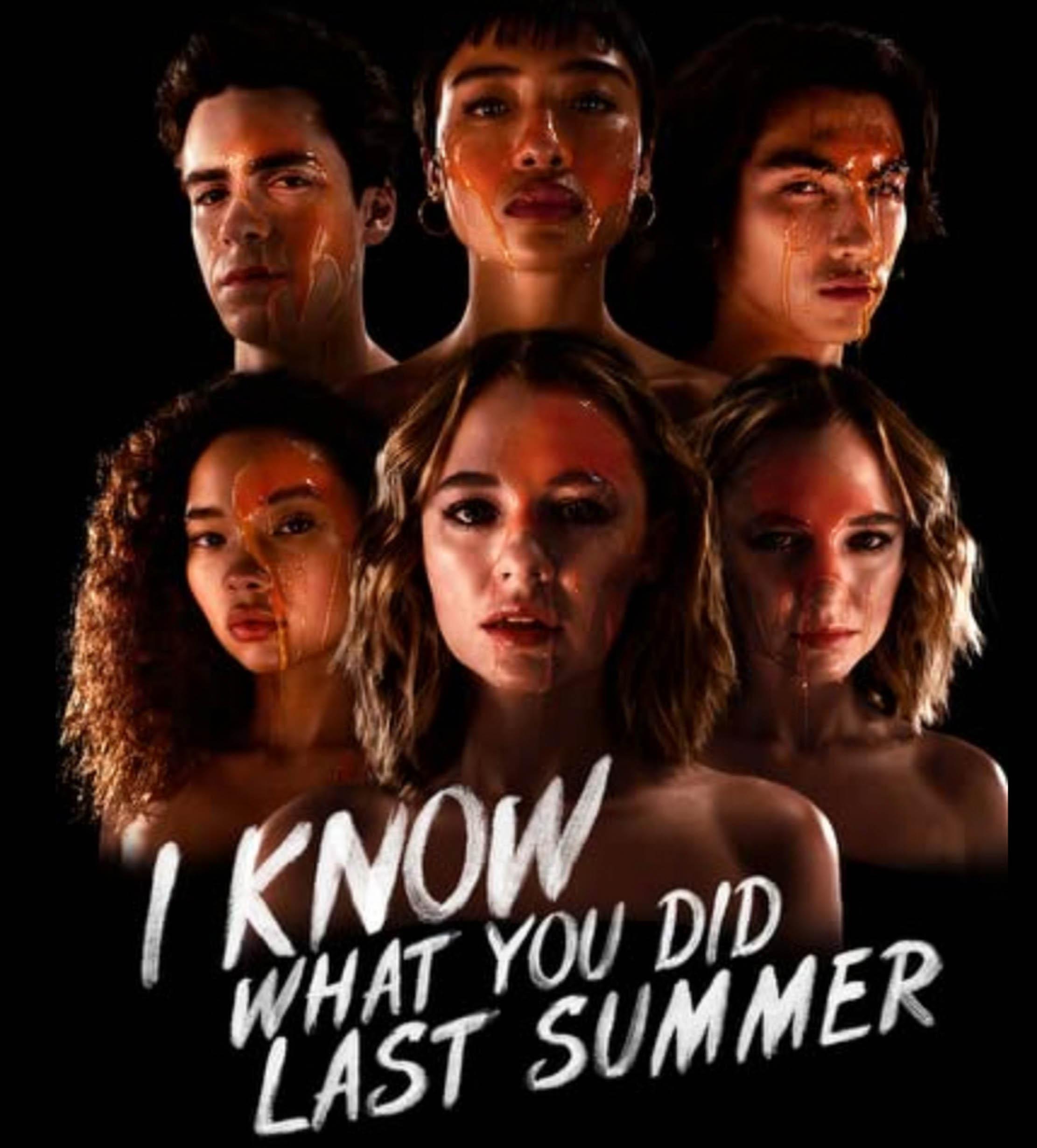 IKWYDLS 2021: Ezekiel Goodman, Brianne Tju, Sebastian Amoruso, Ashley Moore, Madison Iseman (Prime Video)