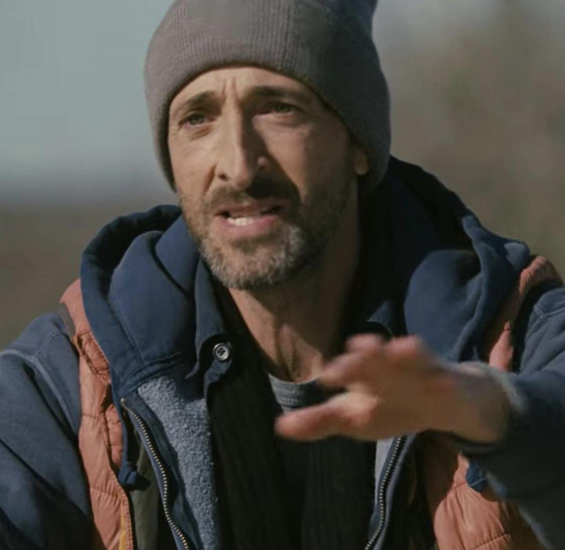 Adrien Brody som Josh Aaronson i Succession sesong 3 (HB Nordic - eller rettere sagt HBO Max)