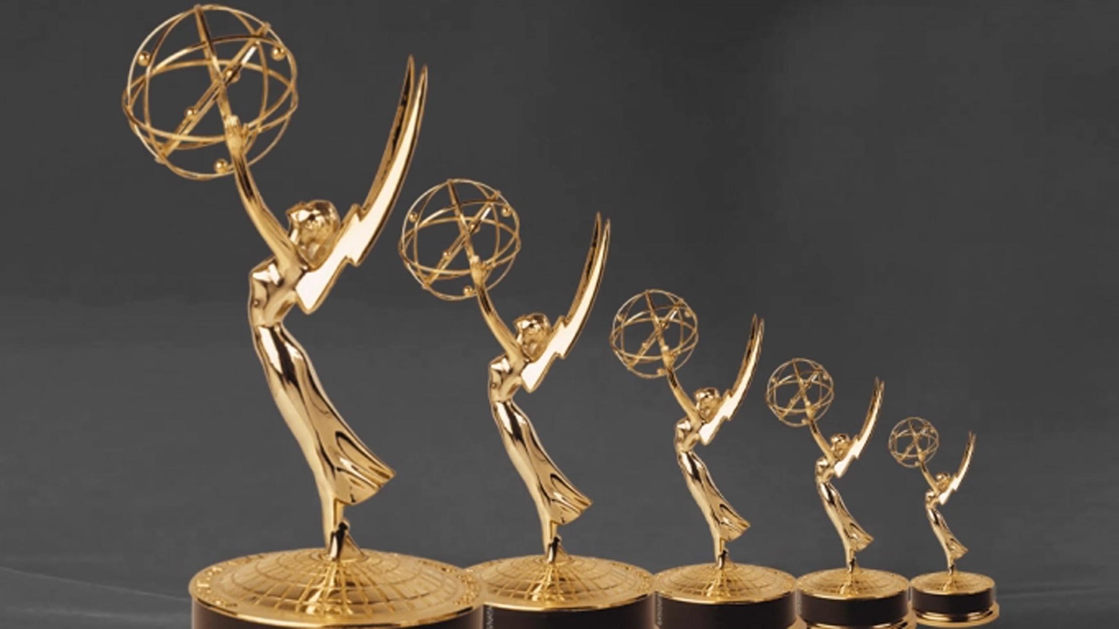 Emmy Awards 2021 fra L.A. Live (Television Academy)