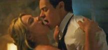 Florence Pugh og Harry Styles spiser hverandre opp i Don't Worry Darlig (New Line/Warner Bros.)