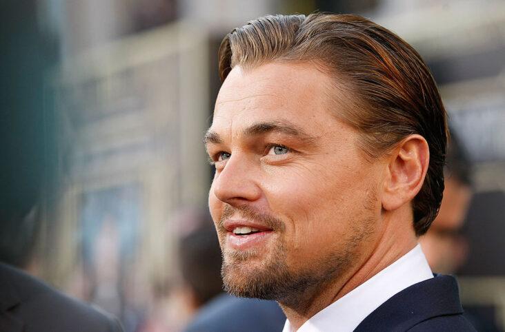 Leonardo DiCaprio på premieren til The Great Gatsby på Lincoln Center for the Performing Arts i New York City i 2013 (Jemal Countess/Getty)