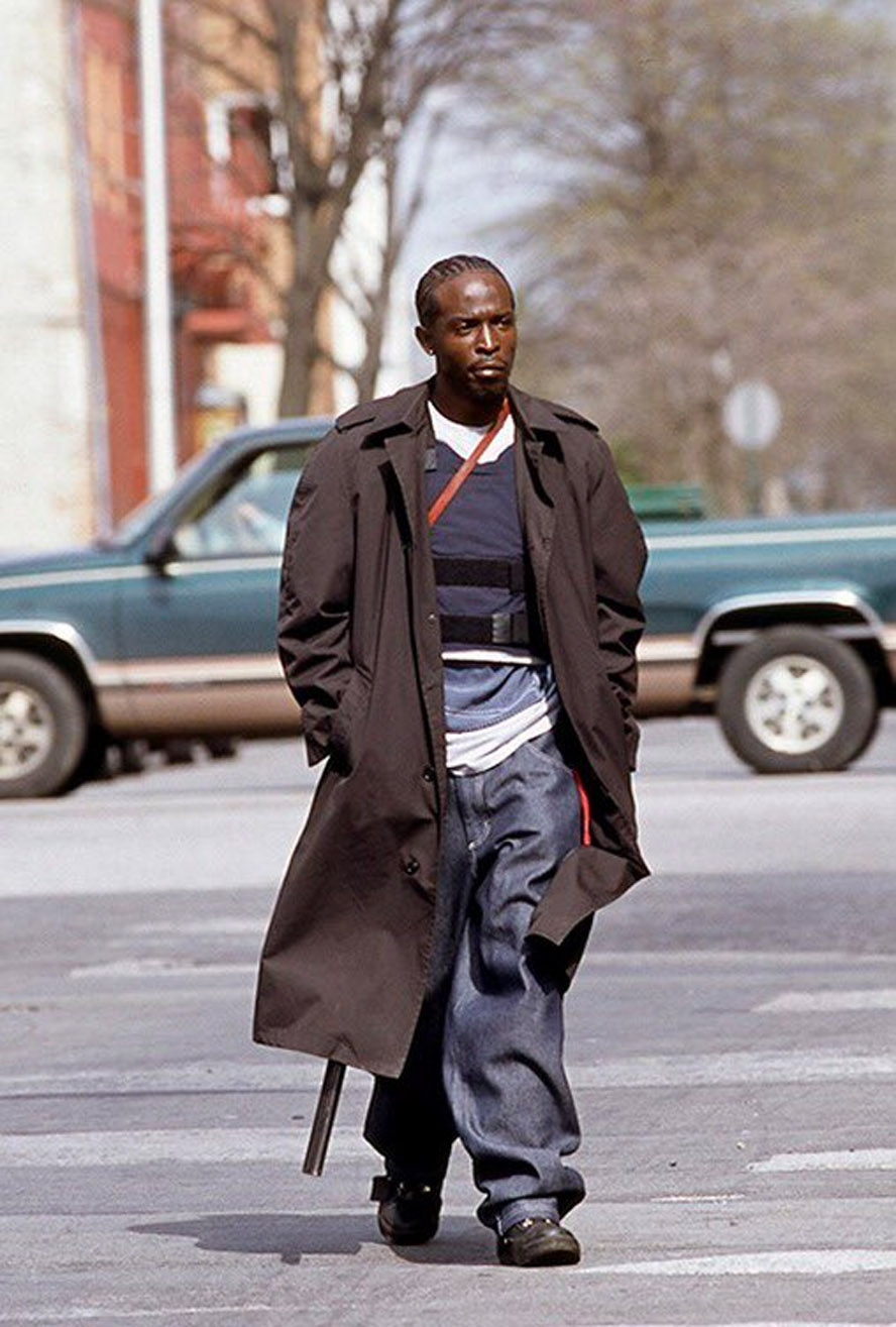 Omar i The Wire (HBO)