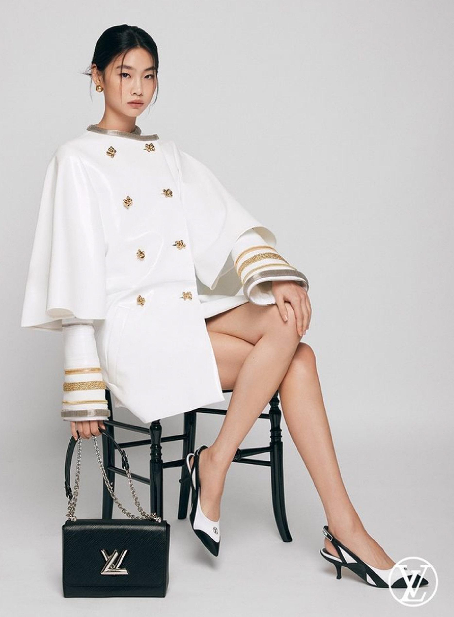 HoYeon Jung (Louis Vuitton)