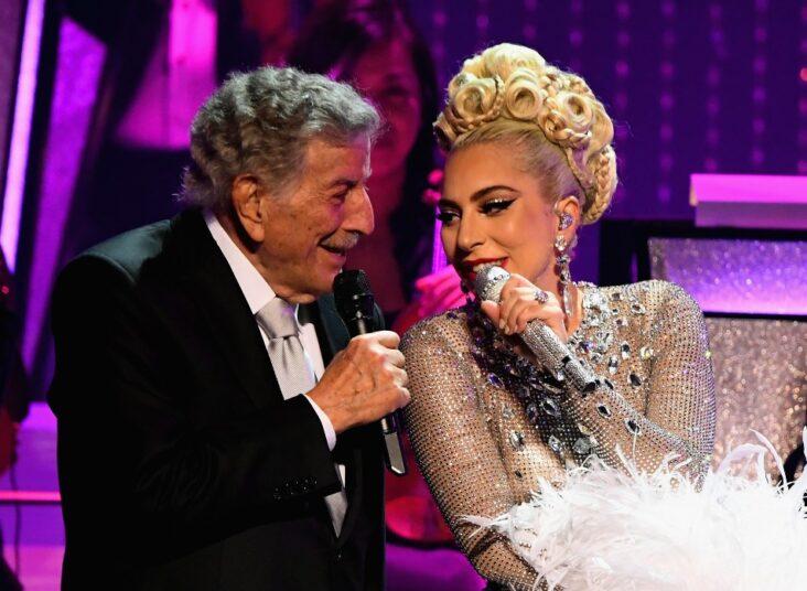 Lady Gaga Tony Bennett final performance