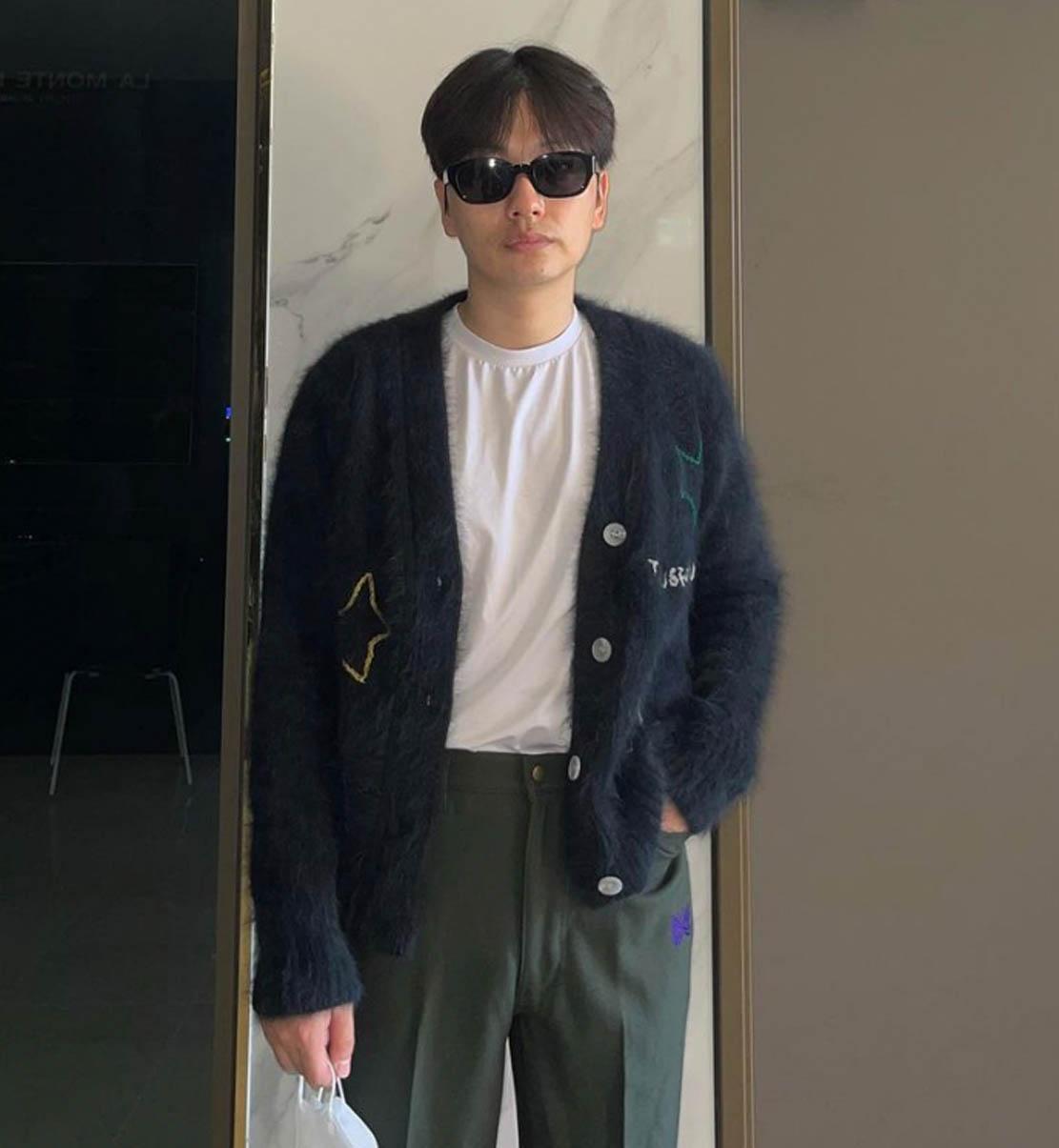 Lee Dong-hwi (Instagram/dlehdgnl)