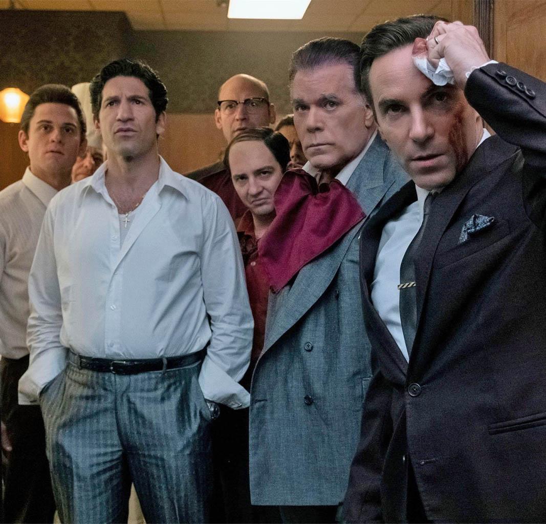 Billy Magnussen, Jon Bernthal, Corey Stoll, John Magaro, Ray Liotta og Alessandro Nivola (Warner Bros.)