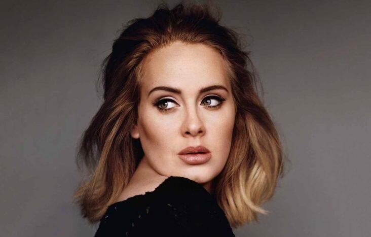Adele (XL/Columbia)