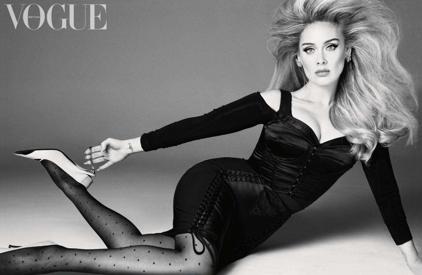 (Steven Meisel/British Vogue)