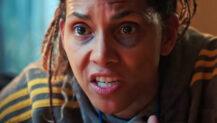 Halle Berry som MMA-fighter Jackie Justice i Bruised (Netflix)