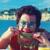 Harry Styles forklarer sin saftige sang (Columbia/Sony)