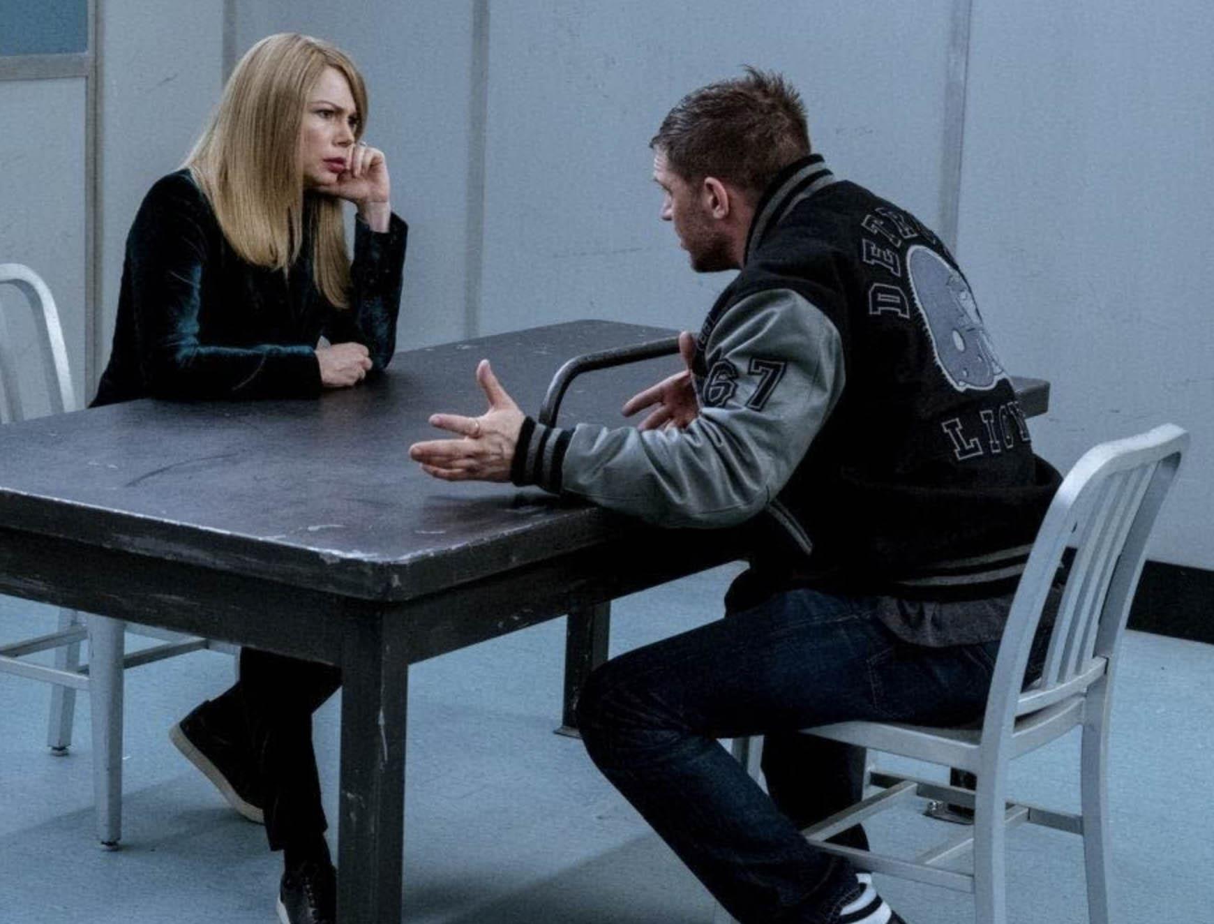 Michelle Williams er tilbake som Anne Weying (SF Norge/Marvel/Columbia/Sony)