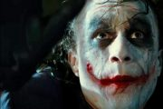 HEATH LEDGER SOM THE JOKER (WARNER)