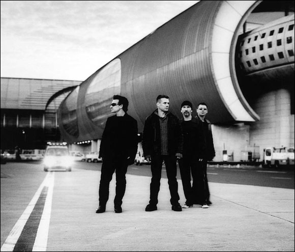 BONO OG RESTEN AV U2 (UNIVERSAL)