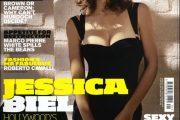 JESSICA BIEL (FAKSIMILE GQ)
