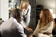 IDRIS ELBA, ALI LARTER OG BEYONCE I OBSESSED (SCREEN GEMS)
