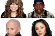 LA TOYA, COOLIO, VERNE OG MUTYA ER BIG BROTHER-STJERNER (CHANNEL 4)