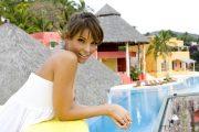 TRIANA IGLESIAS PÅ PARADISE HOTEL I MEXICO (TV3)