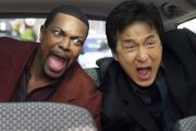 JACKIE CHAN MED CHRIS TUCKER I RUSH HOUR (SF NORGE)