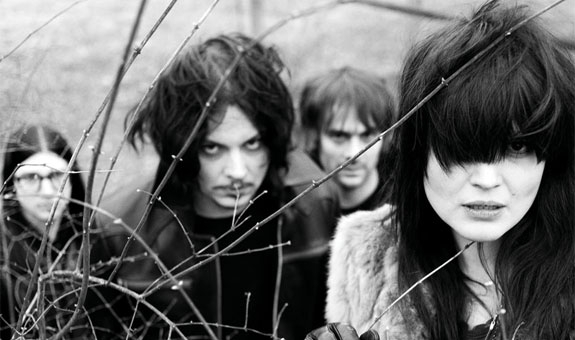 THE DEAD WEATHER (THIRD MAN/SONY)