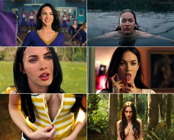 MEGAN FOX SOM OND MANEATER I JENNIFER'S BODY (FOX)