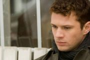 RYAN PHILLIPPE, HER FRA BREACH, GJØR SEG KLAR FOR MACGRUBER (UNIVERSAL PICTURES)