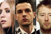 LYKKE LI, BRANDON FLOWERS FRA THE KILLERS OG THOM YORKE (ATLANTIC, INTERSCOPE, XL)