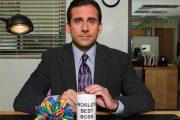 MICHAEL SCOTT I THE OFFICE - AKA STEVE CARELL (NBC)