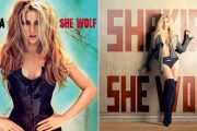 SHE WOLF THE ALBUM /   «SHE WOLF» THE SINGLE (SONY)