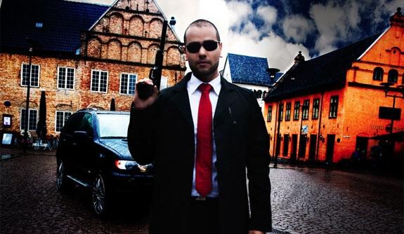 A-LEE SOM SMOOTH CRIMINAL (ØYSTEIN NUSTAD/EE)