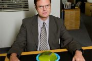 RAINN WILSON AKA DWIGHT KURT SCHRUTE III (TV2/NBC)