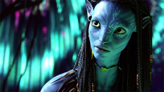 AVATAR MED PERFEKT SPACE-TUNE (TWENTIETH CENTURY FOX)