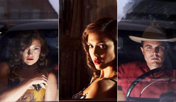 KATE, JESSICA OG CASEY (REVOLUTION FILMS)