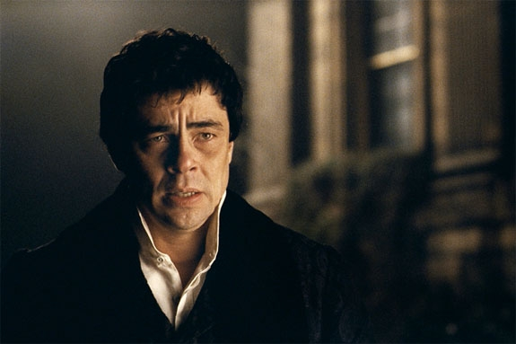 BENICIO DEL TORO SLITER (UNITED INTERNATIONAL PICTURES)