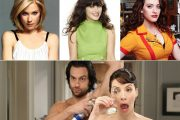 UP ALL NIGHT, NEW GIRL, 2 BROKE GIRLS, WHITNEY (FOX, CBS, NBC)