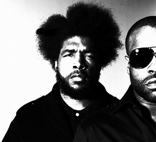 ?UESTLOVE & BLACK THOUGHT FRA THE ROOTS (DEF JAM/UNIVERSAL)