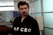 DANNY SOM KENNY POWERS (HBO)