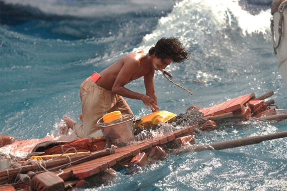 EGO-TRIPPIN' AGAIN: KON-TIKI PART 2 LIFE OF PI (FOX)