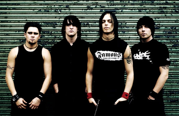 BULLET FOR MY VALENTINE (SONY)