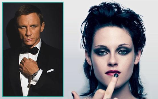 KRISTEN SOM FREMTIDIG 007 FEMME FATALE? (MGM/COLUMBIA, UIP)