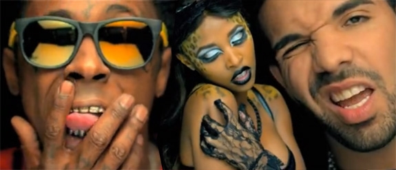 Lil Wayne homofil sex