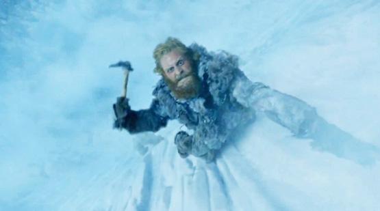 KRISTOFER I GAME OF THRONES (HBO)