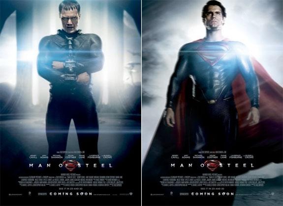 SUPERSKURK OG SUPERMANN (SF NORGE/DC/SYNCOPY/WARNER)